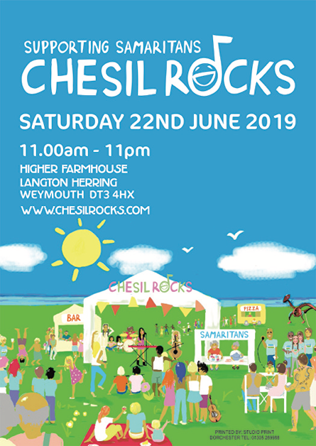 Chesil Rocks Festival